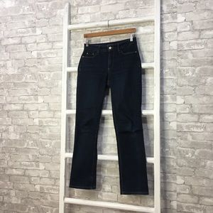 Not Your Daughter's Jeans Straight Leg Size 4
